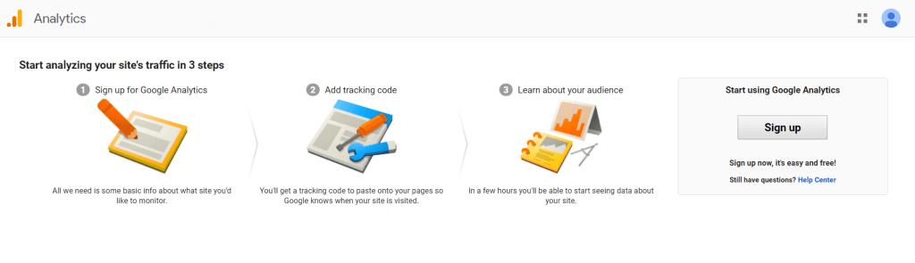 Google Analytics Set Kaise Kare