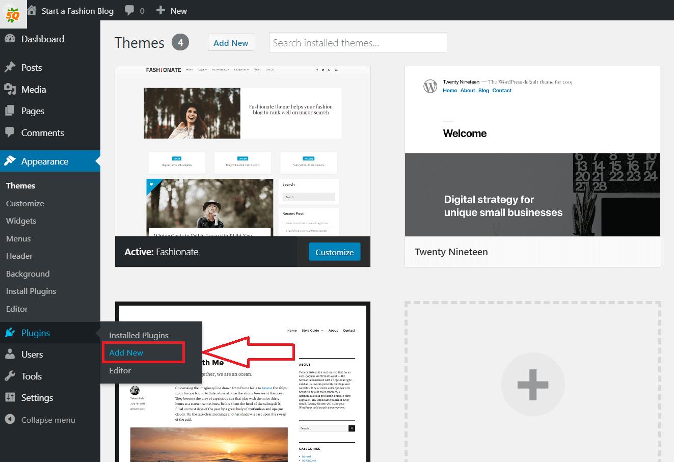 WordPress Mein Plugin Install Kaise Kare